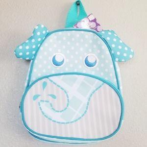 New! Little Wishes Mini Elephant Backpack